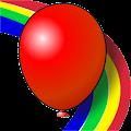 Kids game Balloons Rainbow APK for Ubuntu