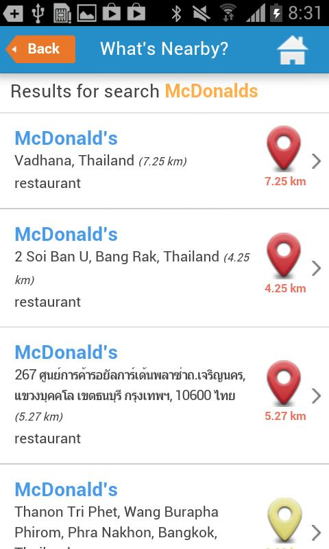 Bangkok Guide, Hotels, Weather - Android Apps on Google Play