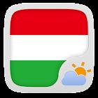 Hungary Language GOWeatherEX icon