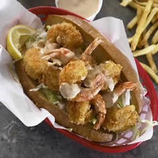Shrimp Po' Boys.