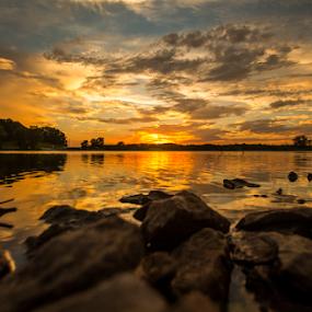 by Scott Mckay - Landscapes Sunsets & Sunrises ( , Spring, springtime, outdoors )