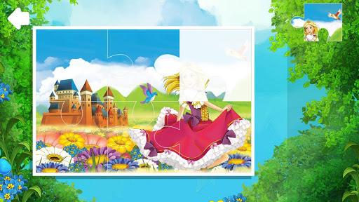 Princesses Jigsaw Puzzles Demo
