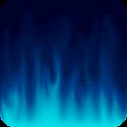Brightness Flame icon