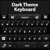 Dark Theme Keyboard