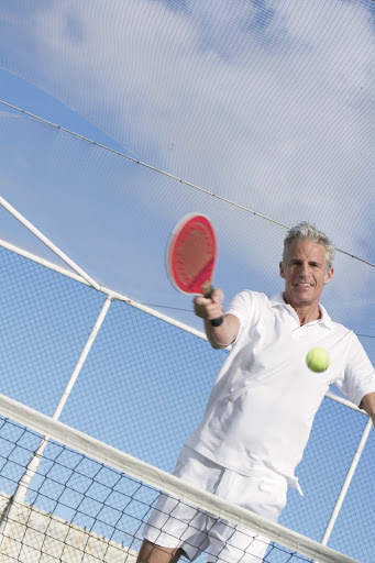 Spa-Fitness-Paddle-Tennis - Enjoy a rousing game of paddle tennis aboard the Crystal Serenity.