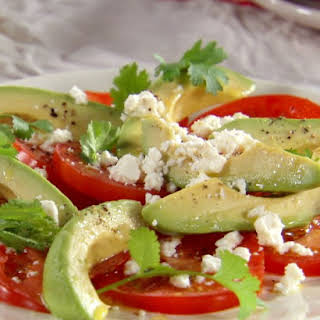 Mexican-Style Tomato Salad.