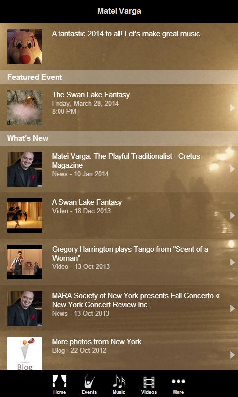 Matei Varga - screenshot