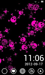 PartGen Live Wallpaper - screenshot thumbnail