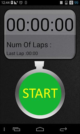 Run Lap Stopper
