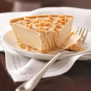 Peanut Butter Silk Pie