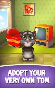 My Talking Tom 1.7.3 Apk + OBB Data 1