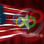 USA Flag Stylized