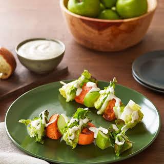 Harvest Salad-on-a-Stick.