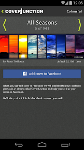 Junction for Facebook Covers- screenshot thumbnail