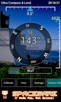 Screenshot of Ultra Compass & Level