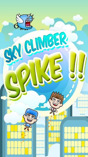 Sky Climber Spike