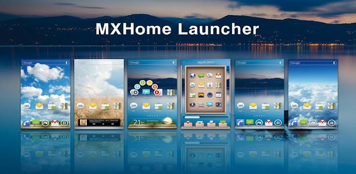 MXHome Launcher 3.1.5 - Blog Of The World