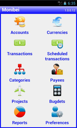 【免費財經App】Monibei Free Expense Manager-APP點子