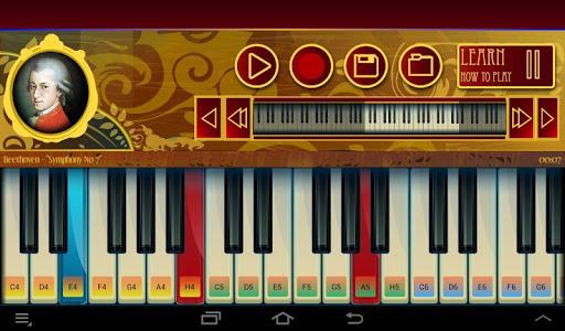 最好的钢琴课莫扎特
