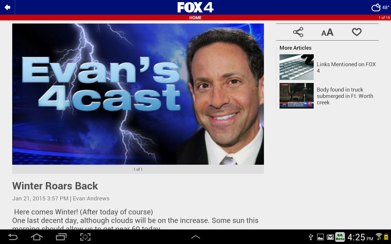 FOX 4 Dallas Fort Worth- screenshot