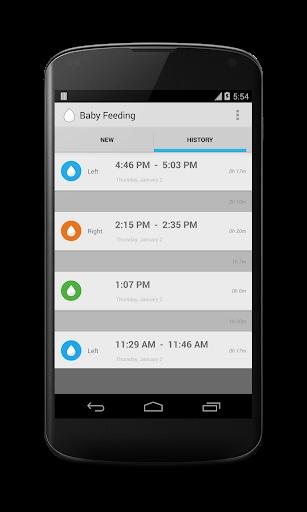【免費健康App】Baby Feeding (Breast Feeding)-APP點子