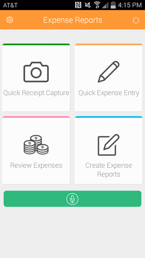Expense Reports from AppZen Android Apps on Google Play – Expense Reports