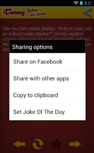 【免費休閒App】Funny Jokes For Adults-APP點子