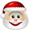 ChristmasClause Widget & Walls icon