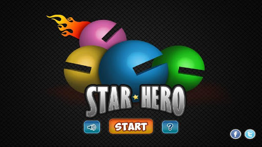 Star Hero: A family party game