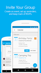 GroupMe - screenshot thumbnail