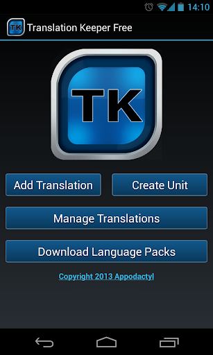 Translation Keeper Free