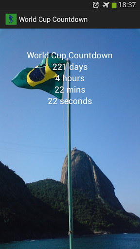 World Cup 2014 Countdown