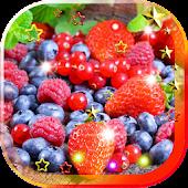 Fruits Juicy live wallpaper