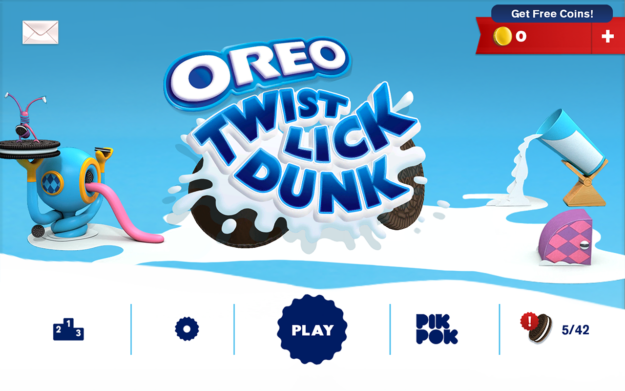 OREO: Twist, Lick, Dunk - screenshot