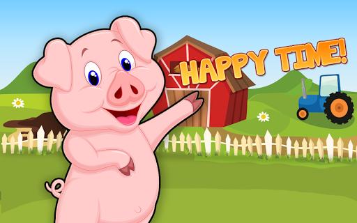 玩免費休閒APP|下載돼지 야생 동물 농장 재미 app不用錢|硬是要APP