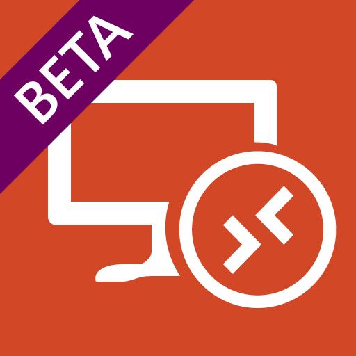 Microsoft Remote Desktop Beta Icon
