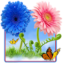Sky Flowers HD Free icon