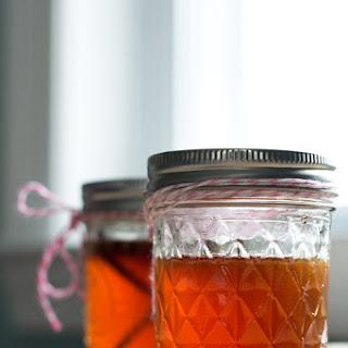 Herb Infused Honey.