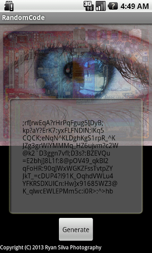 【免費商業App】Random Code-APP點子