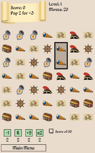 Pirate Hunt - Puzzle Challenge