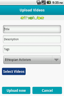 EthioTube - Ethiopian Videos. - screenshot thumbnail