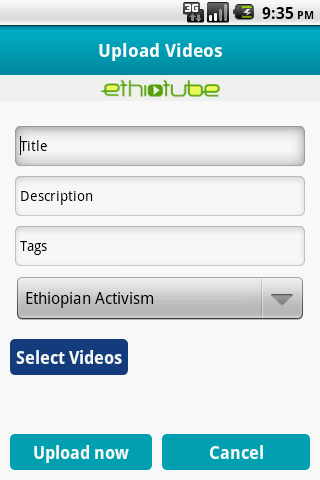 EthioTube - Ethiopian Videos.- screenshot