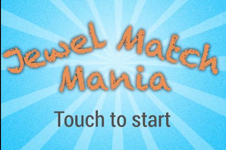 Jewel Match Mania