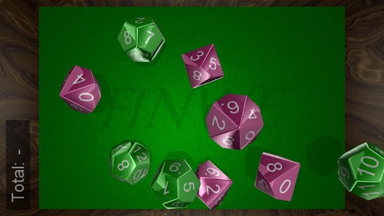 Fantasy Dice - screenshot thumbnail