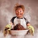 كتاب طبخ للعزابية - مضحك icon