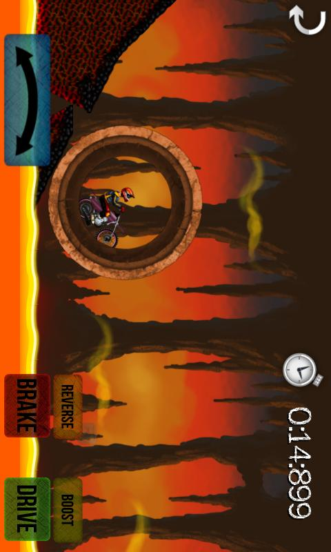 Old School Racer Free- screenshot