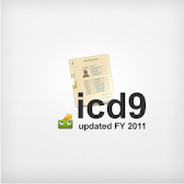 ICD-9 Medical Code Search FY11 APK Icon
