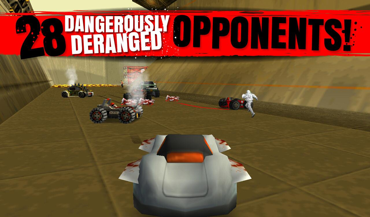 Carmageddon - screenshot