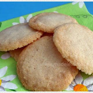 Vanilla Cookies.