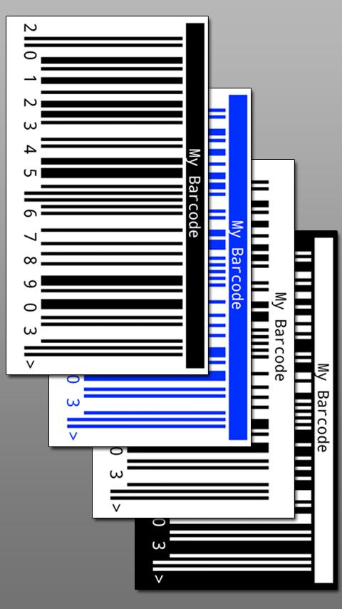 Barcode Architect - screenshot